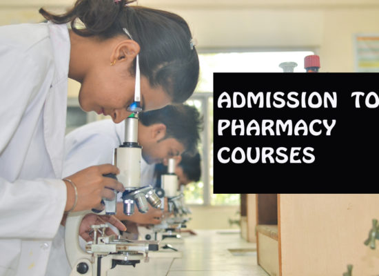 Make your career in top pharma college